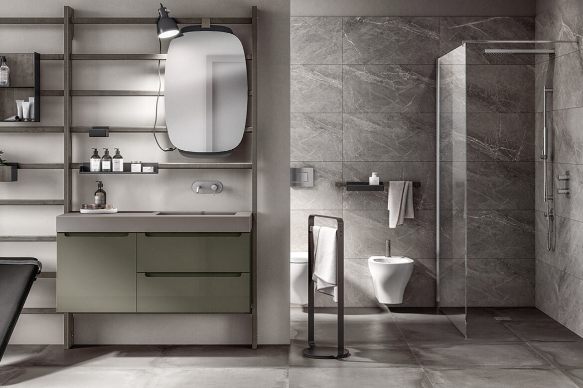 GYM SPACE By SCAVOLINI